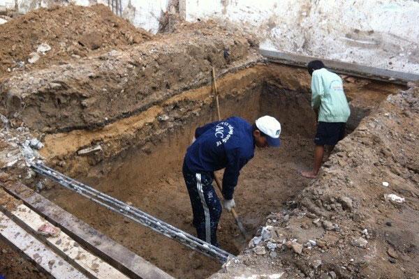đào móng nhà uy tín tại tphcm